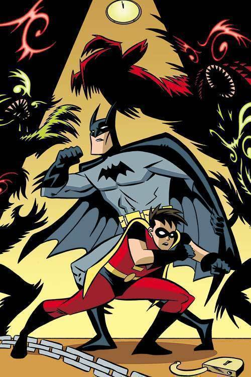 Batman Adventures Robin The Boy Wonder TPB