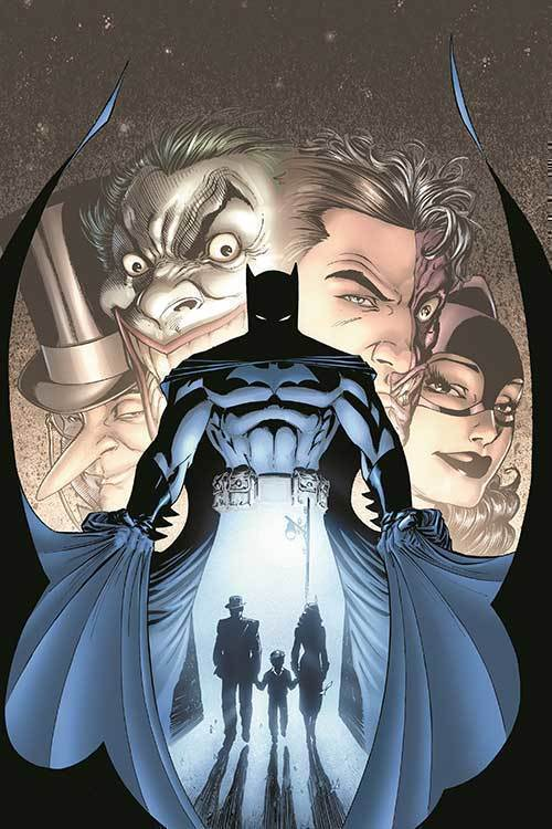 Batman Whatever Happened To The Caped Crusader 2020 Deluxe Hardcover