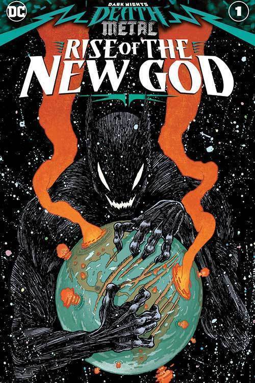 Dark nights death metal rise of the new god