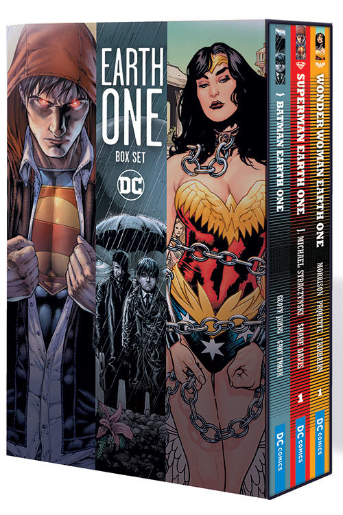 EARTH ONE BOX SET TP