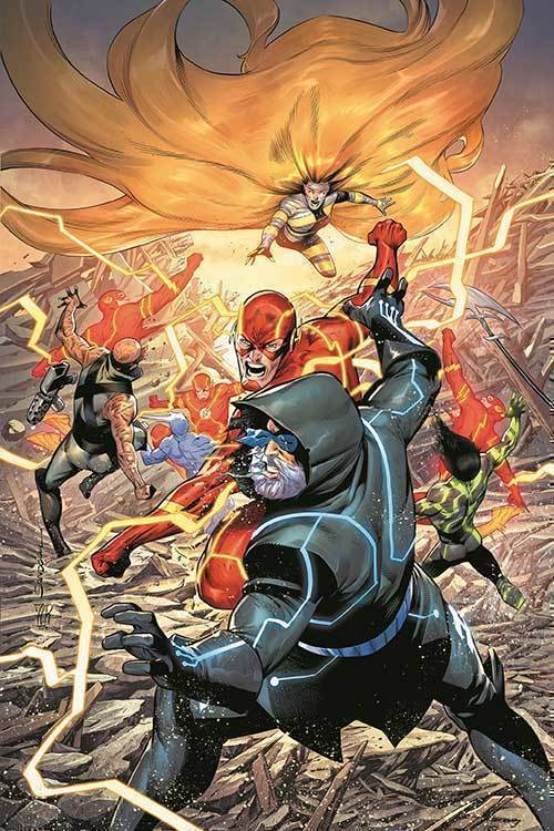 Flash TPB Volume 13 Rogues Reign