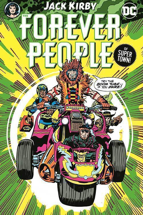 Forever People By Jack Kirby TPB