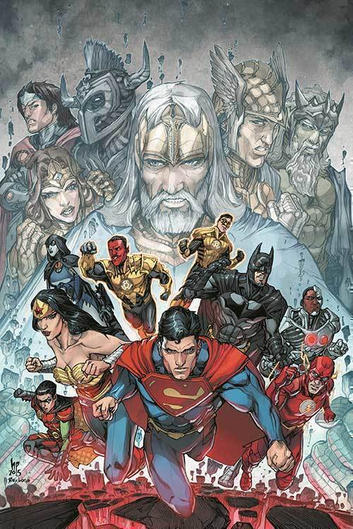 Injustice gods among us omnibus vol 02 hc