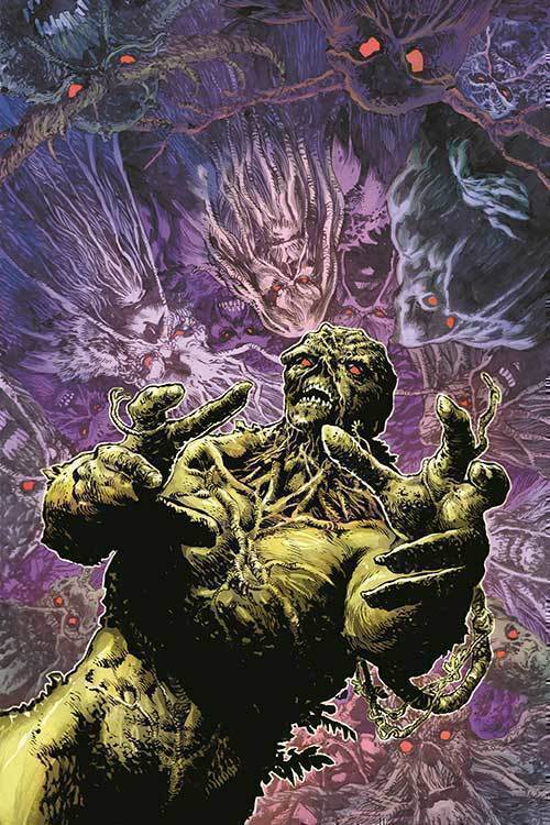 Legend Of The Swamp Thing Halloween Spectacular #1 (One Shot)