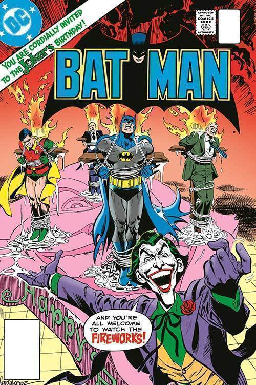 Legends of the dark knight jose luis garcia lopez hc
