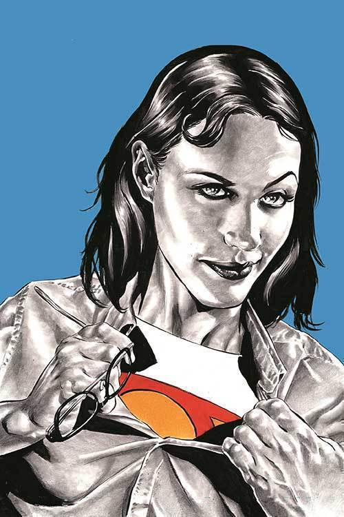 Lois Lane Enemy Of The People TPB