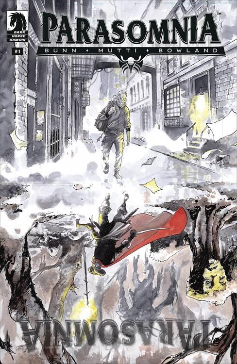 Parasomnia #1 (Of 4) Cover A Mutti