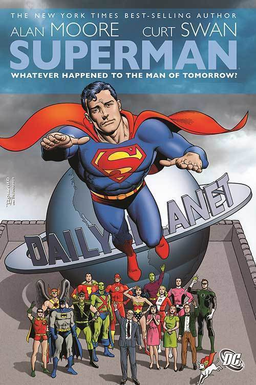 Superman Whatever Happened To The Man Of Tomorrow Deluxe Ed 202