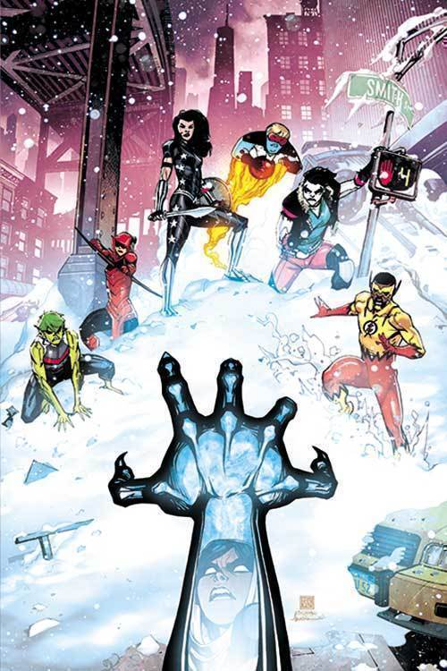 Teen Titans Endless Winter Special #1
