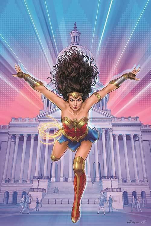 Wonder Woman 1984 #1 (One Shot)