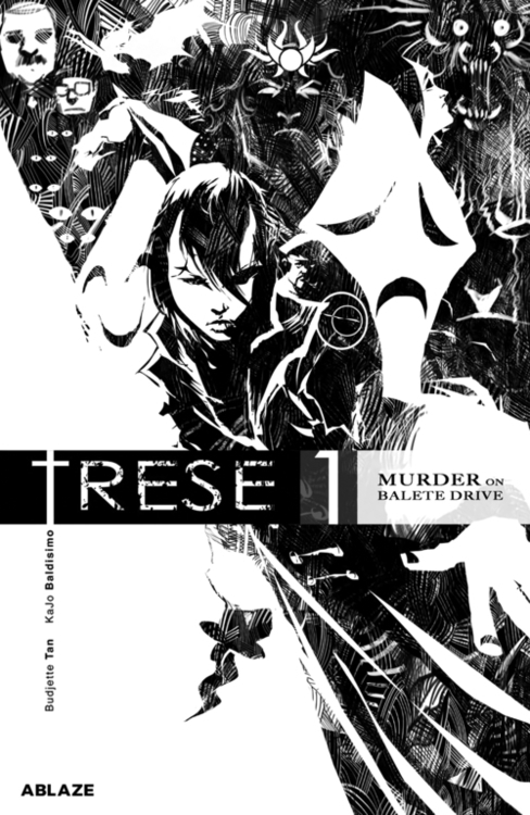 Trese Graphic Novel Volume 01 Murder On Balete Drive (Mature)