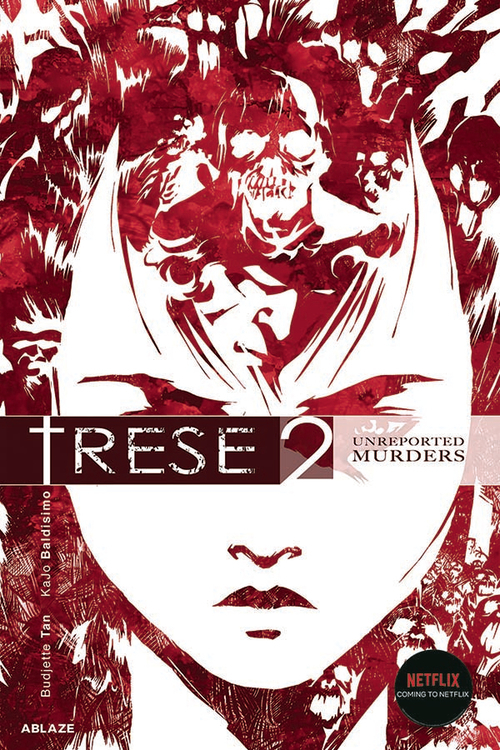 Trese Graphic Novel Volume 02 Unreported Murders