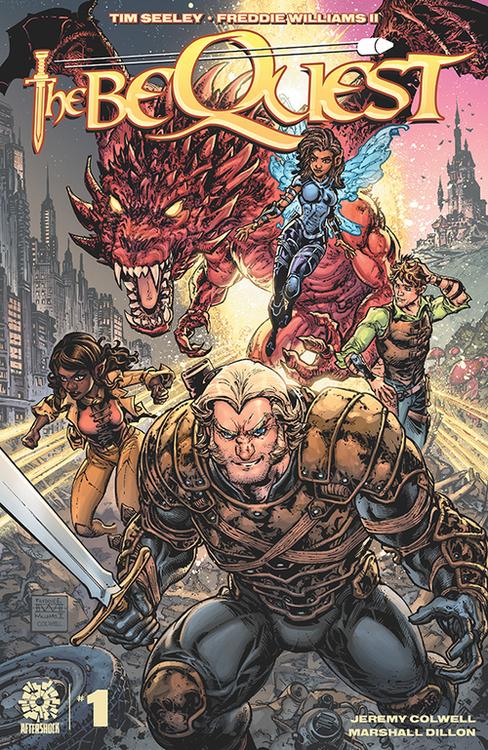 Aftershock comics bequest 20210101