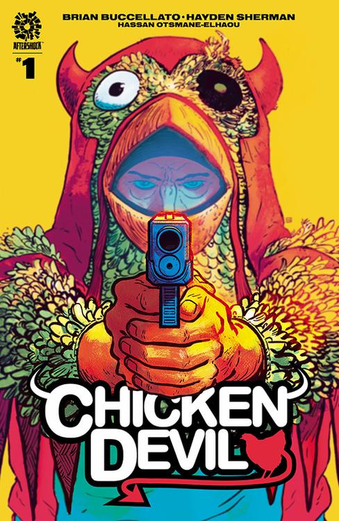 Aftershock comics chicken devil 20210728