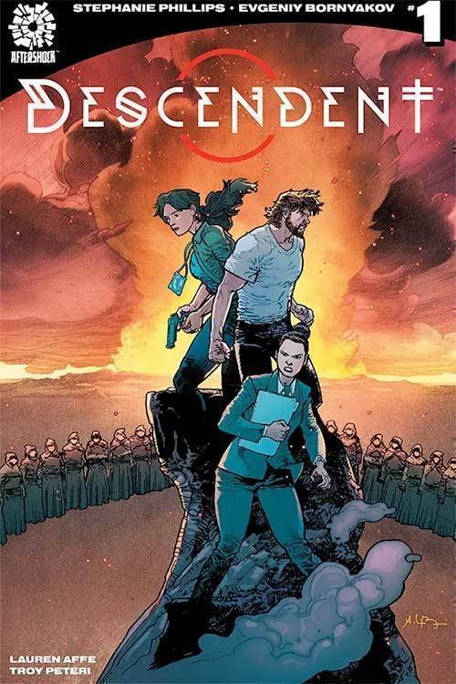 Aftershock comics descendent 20190225