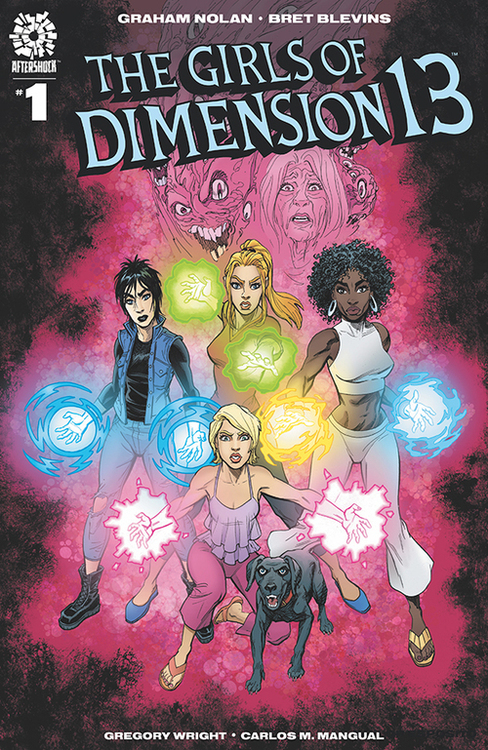 Girls of Dimension 13