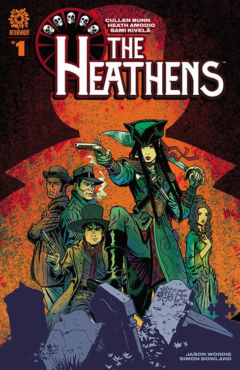 Aftershock comics heathens 20210829