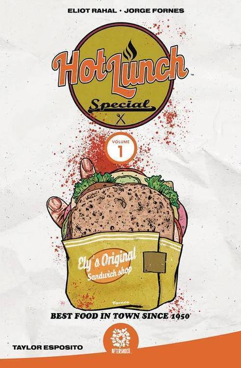 Hot Lunch Special TPB Vol 01