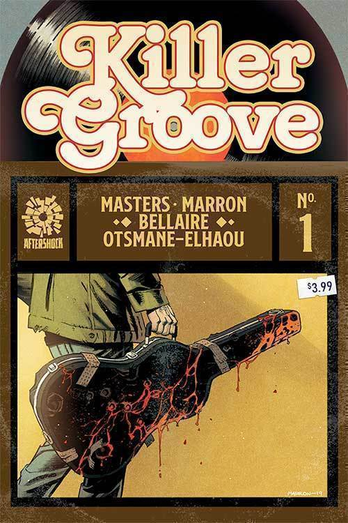 Aftershock comics killer groove 20190225