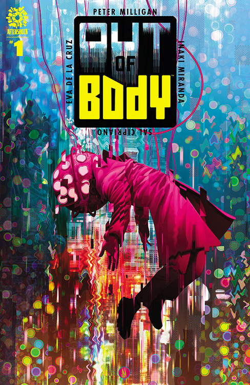 Aftershock comics out of body 20210325