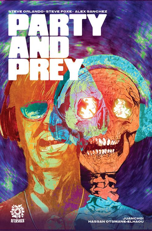 Aftershock comics party prey ogn mature 20210728