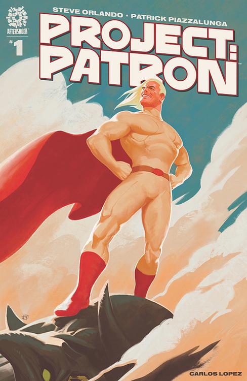 Aftershock comics project patron 20210126