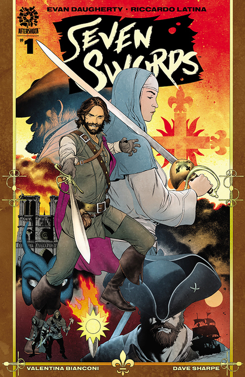 Aftershock comics seven sword 20210325