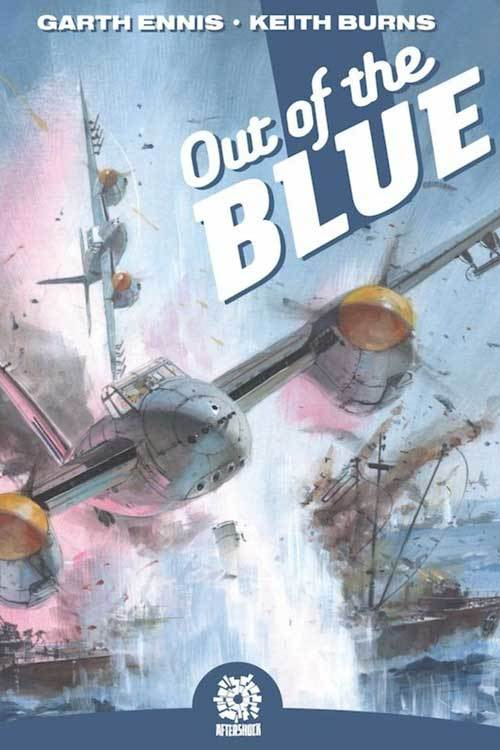 Out of the Blue Hardcover Graphic Novel Volume 1