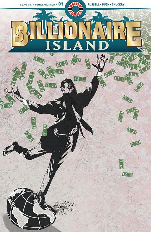 Ahoy comics billionaire island 20200714