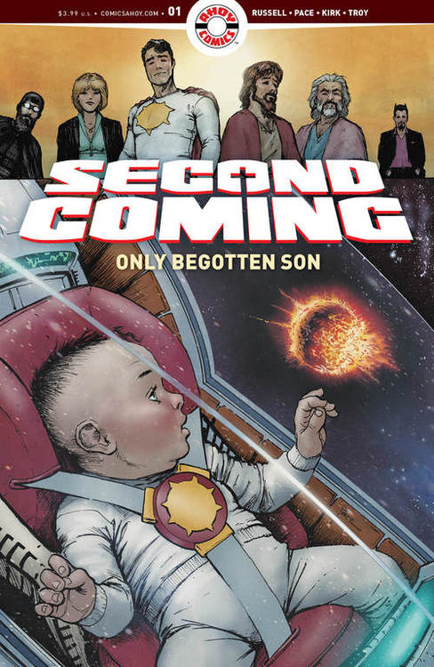 Ahoy comics second coming only begotten son 20201222