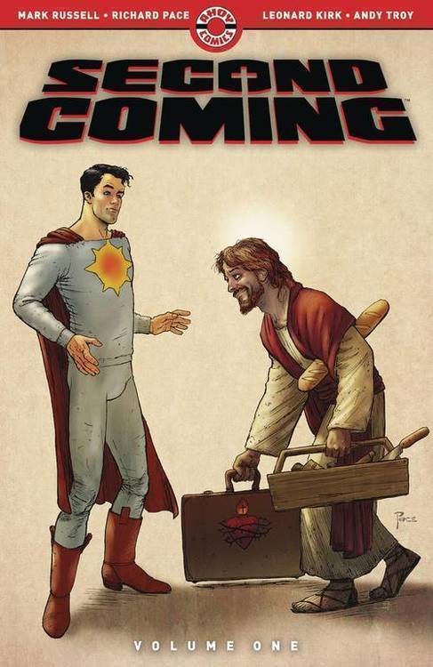 Ahoy comics second coming tpb volume 1 20191127