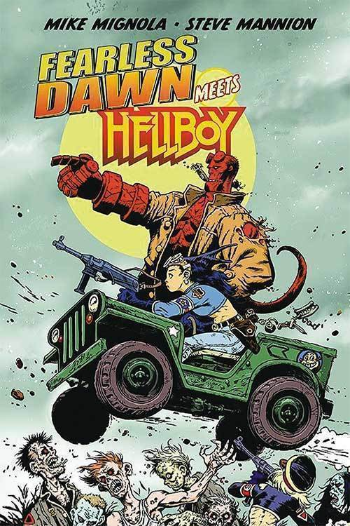 Albatross funnybooks fearless dawn meets hellboy one shot 20200328