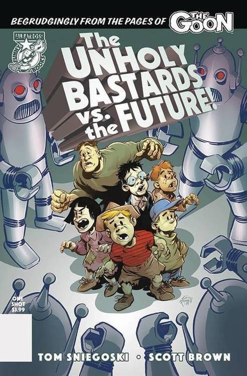 Albatross funnybooks unholy bastards vs the future one shot 20191031
