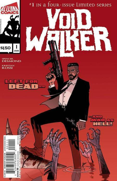Alterna comics void walker 20190730