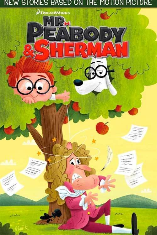 American mythology productions rocky bullwinkle best of peabody sherman