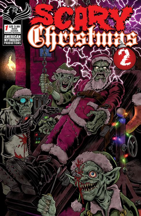 Scary Christmas Volume 2 (Mature)