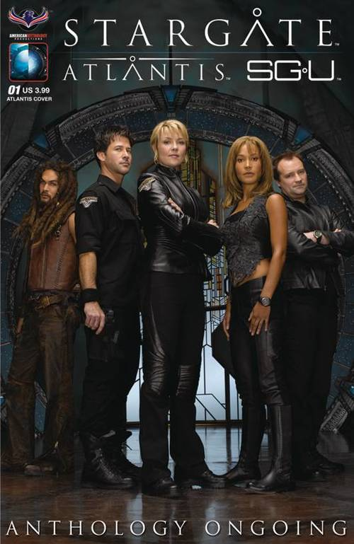American mythology productions stargate atlantis universe anthology 20180430