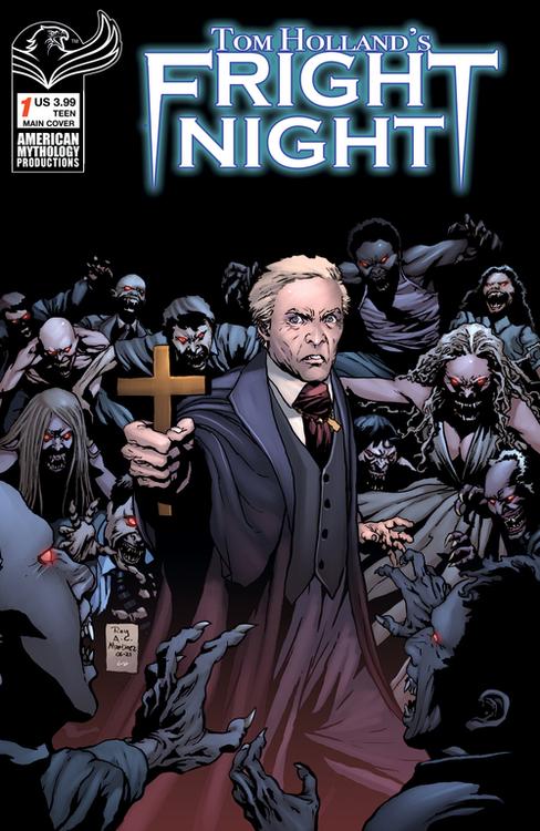 American mythology productions tom hollands fright night 20210728