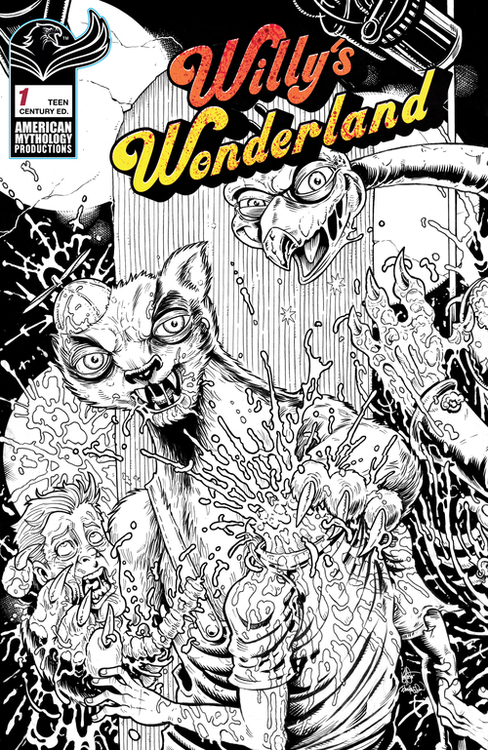 American mythology productions willys wonderland 1 century edition mature 20210830 docking bay 94