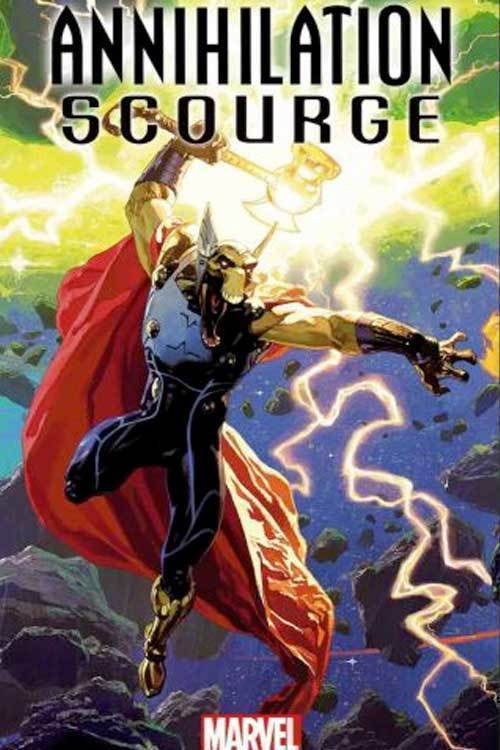 Annihilation scourge beta ray bill