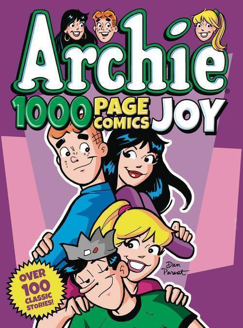 Archie comic publications archie 1000 page comics joy tpb 20191127
