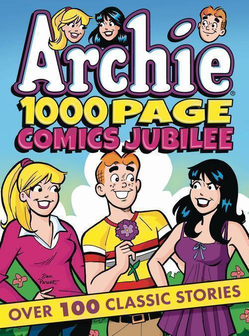 Archie 1000 Page Comics Jubilee TPB