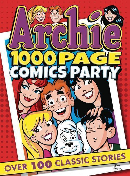 Archie comic publications archie 1000 page comics party tpb 20181130