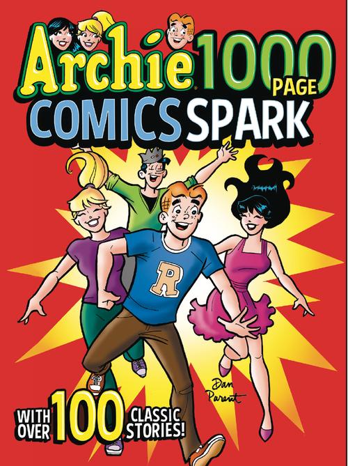 Archie 1000 Page Comics Spark TPB