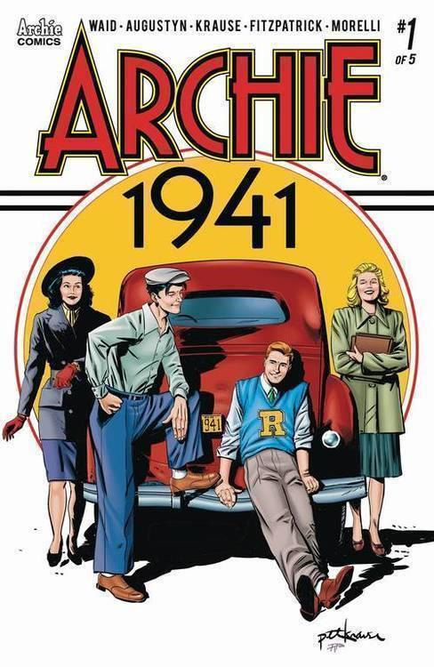 Archie comic publications archie 1941 20180701