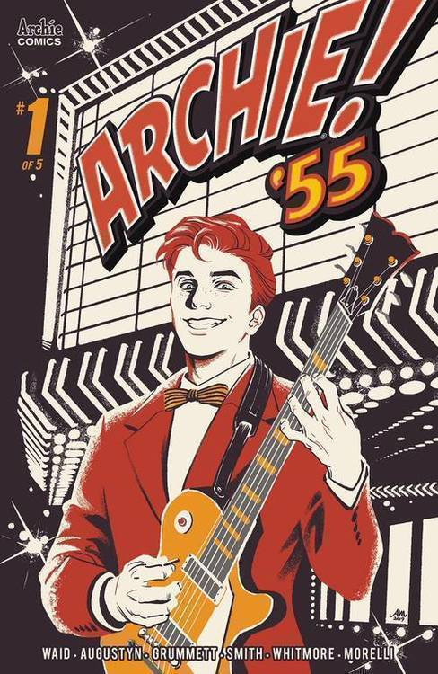 Archie comic publications archie 1955 20190626