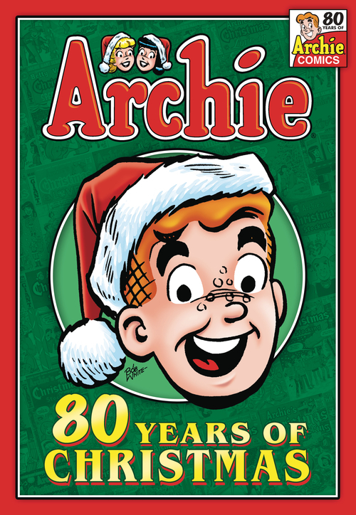 Archie comic publications archie 80 years of christmas tpb 20210630