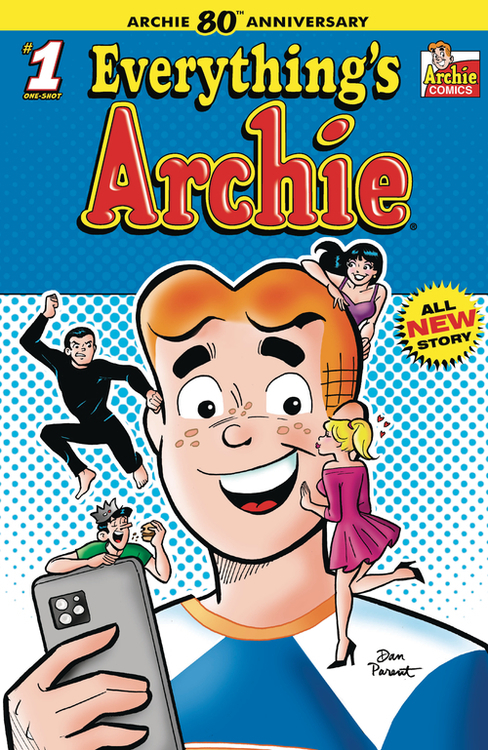 Archie comic publications archie 80th anniversary everything archie 1 20210325