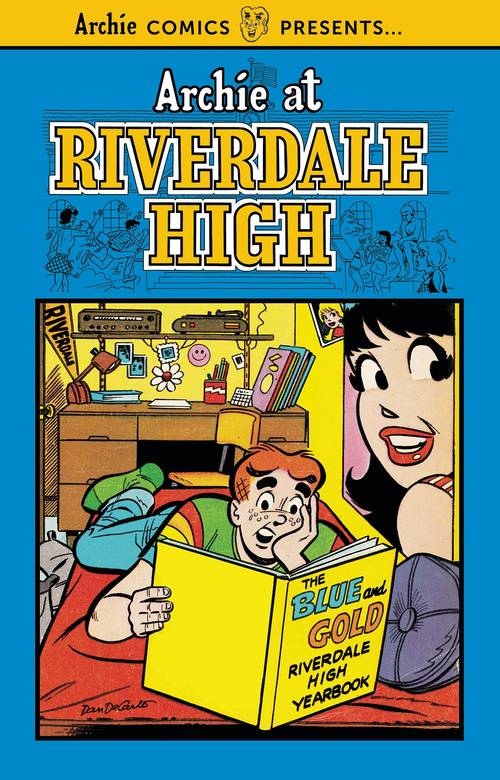 Archie comic publications archie at riverdale high tpb vol 01 20180329