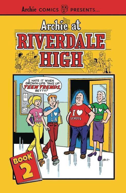 Archie comic publications archie at riverdale high tpb volume 02 20190225